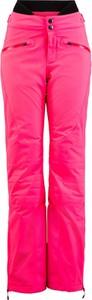 Spodnie sportowe Spyder w sportowym stylu