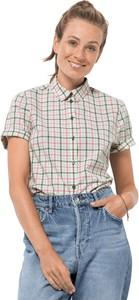 Koszula Autoryzowany Sklep Jack Wolfskin z bawełny