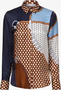 Bluzka Louis & Mia w stylu vintage z kołnierzykiem