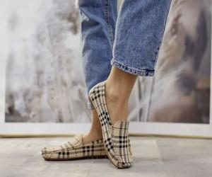 Półbuty Zapato w stylu casual ze skóry