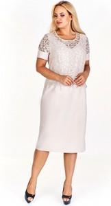 fdfd6bfac3 sukienki wieczorowe dla 50 latki - stylowo i modnie z Allani