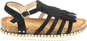 Sandały Foreverfolie z klamrami