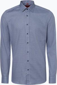 Koszula Finshley & Harding z długim rękawem w stylu casual