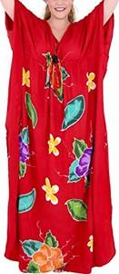 431b9e3f4fba Sukienka La Leela z dekoltem w kształcie litery v