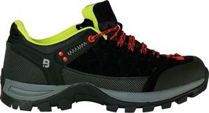 Buty trekkingowe Mcbraun ze skóry sznurowane