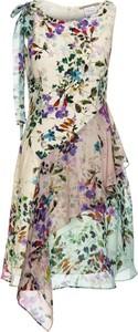 Sukienka Pennyblack z okrągłym dekoltem mini bez rękawów