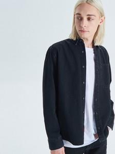 Koszula Cropp z jeansu w stylu casual