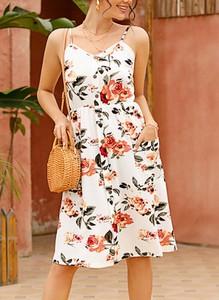 Sukienka Cikelly w stylu casual mini na ramiączkach