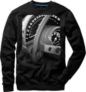Bluza Underworld z bawełny w młodzieżowym stylu z nadrukiem