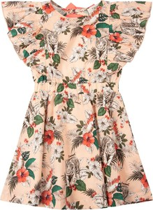 Sukienka dziewczęca Twinset w kwiatki