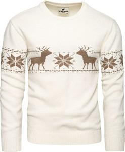 Sweter Recea z kaszmiru