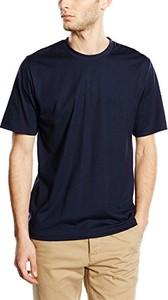Czarny t-shirt Trigema