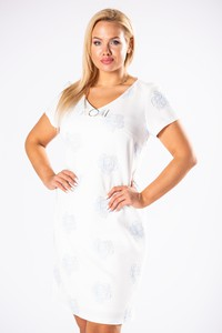Sukienka Ptakmoda.com mini dopasowana