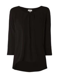 Czarna bluzka Apricot z długim rękawem