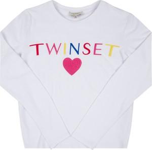 Bluzka dziecięca Twinset z długim rękawem