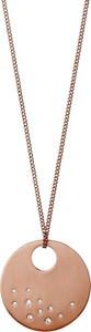 Pilgrim classic necklace uni złoty