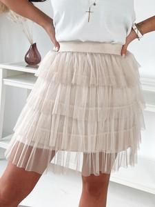 Spódnica Versada mini z tiulu