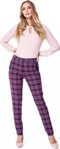 Fioletowe spodnie POTIS & VERSO