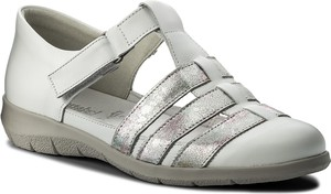 Sandały comfortabel z nubuku