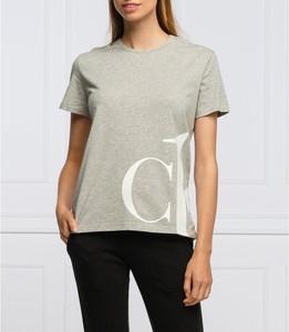 Bluzka Calvin Klein Underwear z krótkim rękawem z bawełny
