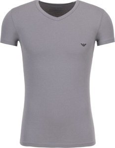 T-shirt Emporio Armani z krótkim rękawem w stylu casual z bawełny