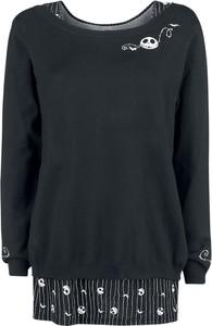 Sweter Emp w stylu casual z nadrukiem