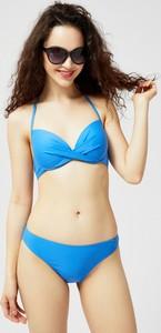 Niebieski strój kąpielowy Moodo w stylu casual