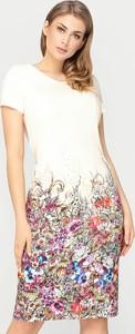 Sukienka Tomasz Sar ołówkowa w stylu casual