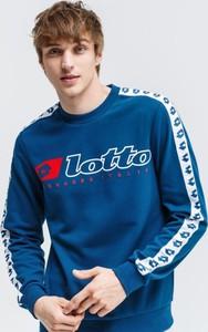Granatowa bluza Lotto