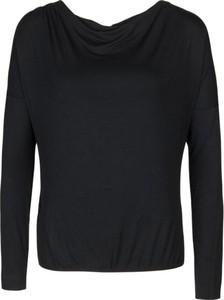 Bluzka Calvin Klein Underwear z długim rękawem z tkaniny w stylu casual