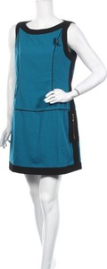 Niebieska sukienka Tanna