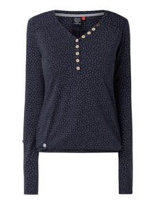 Granatowa bluzka Ragwear