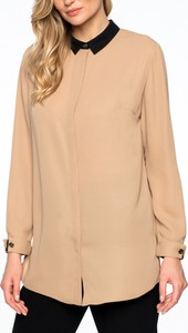 Koszula L'AF z długim rękawem z tkaniny