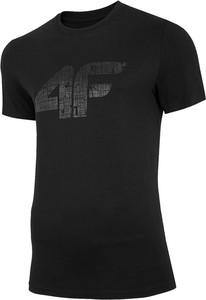 T-shirt 4F z nadrukiem z bawełny