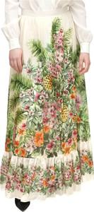 Spódnica Twinset z bawełny