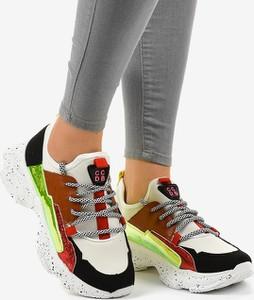 Sneakersy Gemre.com.pl sznurowane