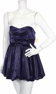 Fioletowa sukienka Twenty One