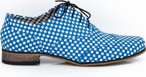 Półbuty Zapato w stylu boho z płaską podeszwą