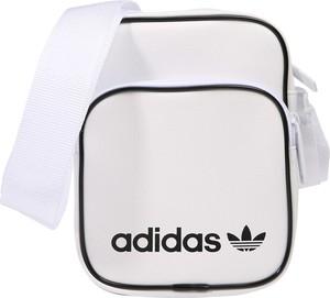 Torebka Adidas Originals ze skóry na ramię średnia