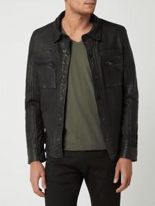 Czarna kurtka Gipsy krótka w stylu casual
