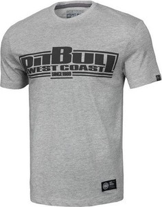 T-shirt Pit Bull West Coast z krótkim rękawem