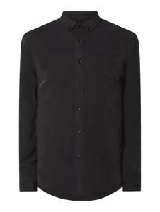 Czarna koszula McNeal z kołnierzykiem button down