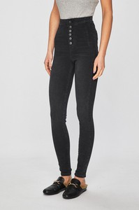 Jeansy Guess Jeans z bawełny w street stylu