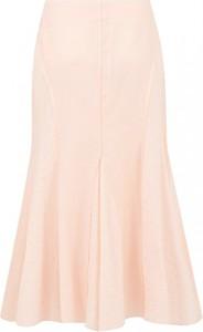 Różowa spódnica POTIS & VERSO w stylu casual