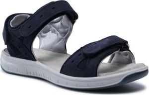 Sandały Go Soft w stylu casual z płaską podeszwą