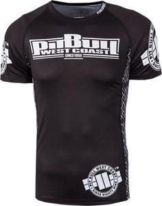Czarny t-shirt Pit Bull