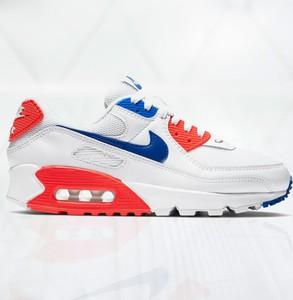 Sneakersy Nike sznurowane