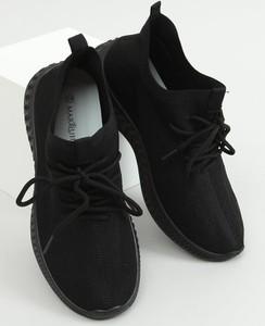 Buty sportowe Buty Damskie sznurowane w sportowym stylu