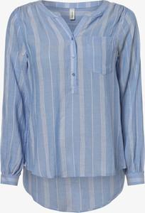 Niebieska bluzka Soyaconcept