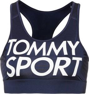 Biustonosz Tommy Sport z nadrukiem
